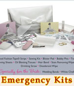 Bride's and Bridesmaid's Emergency Kits