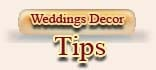 Wedding Decor Tips