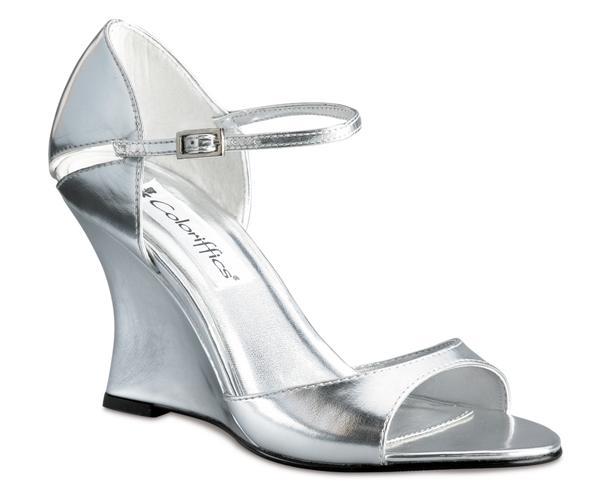 Sarita - stylish silver heelzz