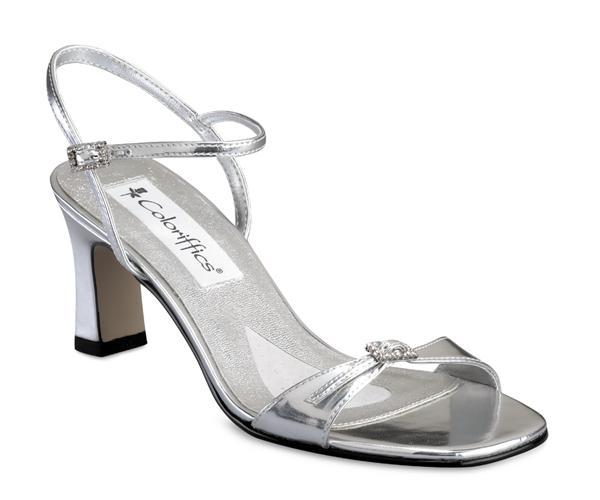Susan 1 - stylish silver heelzz