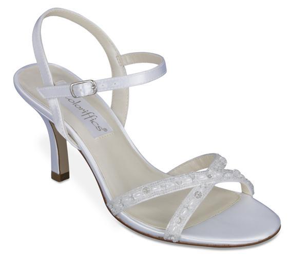 Tiffany 1 - stylish silver heelzz