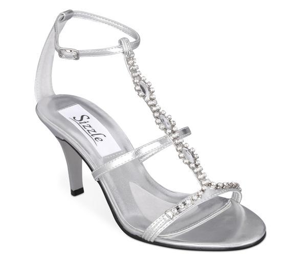 Tobago - stylish silver heelzz